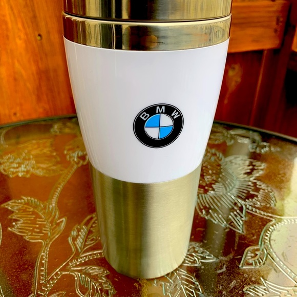 BMW Stainless Steel Travel Mug